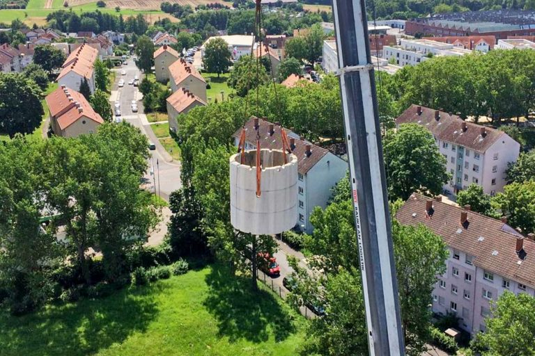 Projekt: Kaminanlage Aschaffenburg